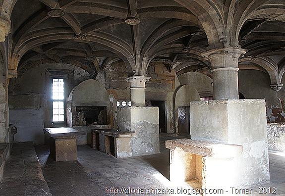 Glória Ishizaka - Tomar - Convento de Cristo 63