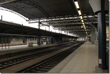 Gare de Bruxelles- Midi  ブリュッセル南駅