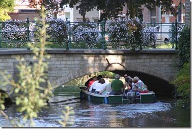 観光ボート
