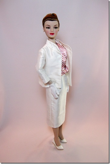 White Silk Suit 3