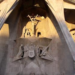 81.- Gaudí. Sagrada familia