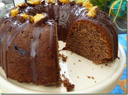 crunchie cake9