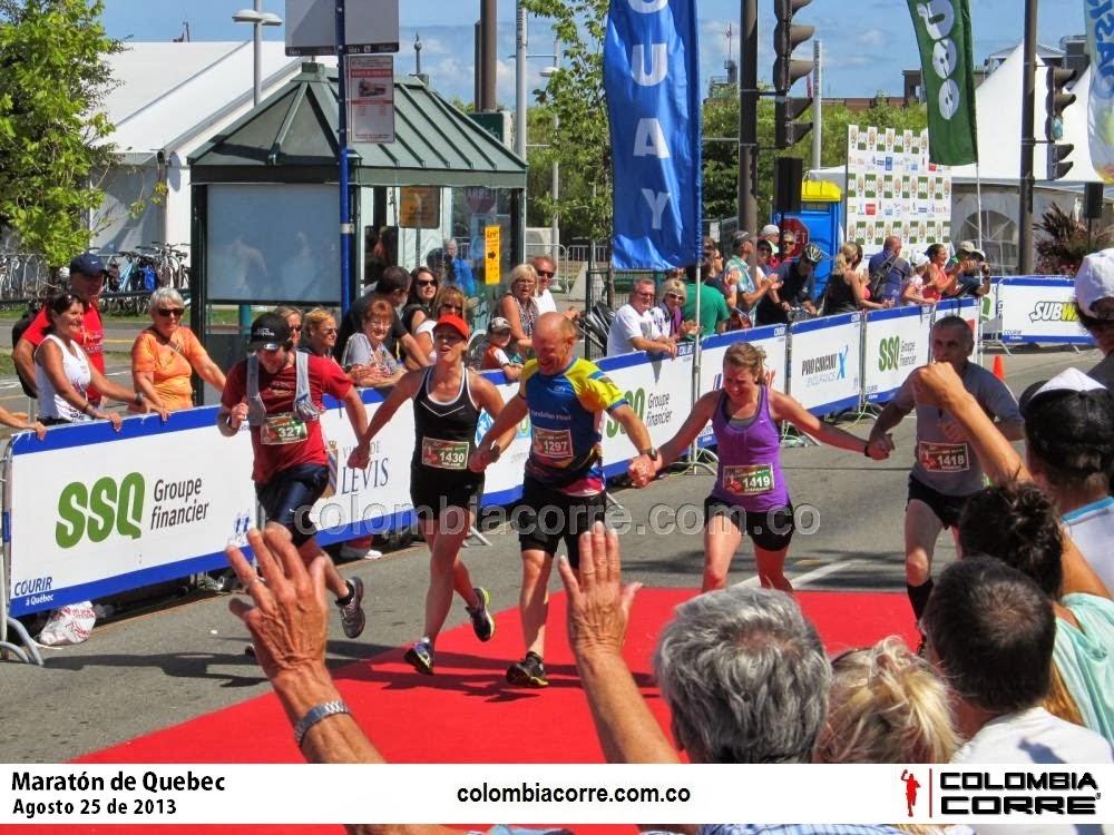 maraton de quebec 2013