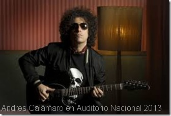andres calamaro reventa de boletos en mexico 2013