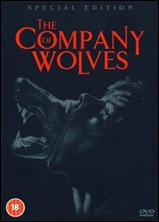 The Company of Wolves - poster