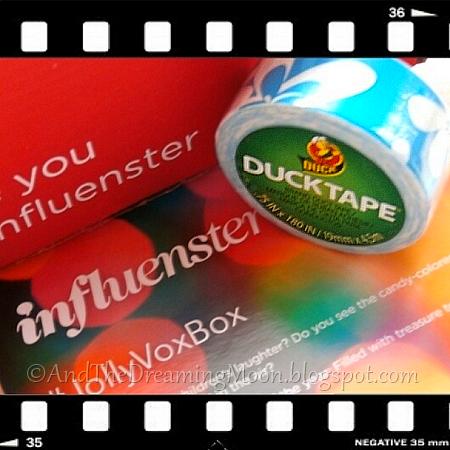 Duck Tape from Influenster