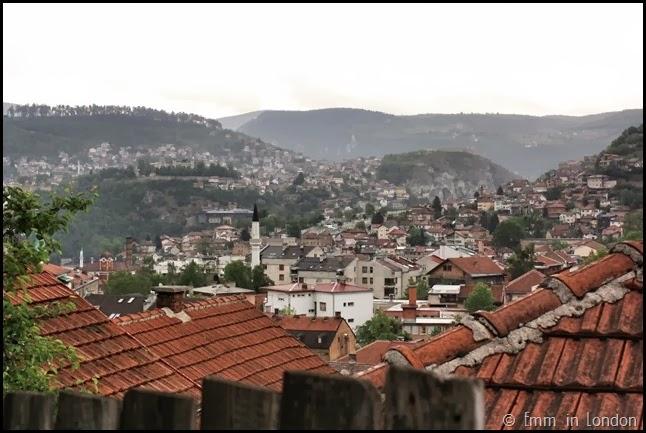 The Hills of Sarajevo