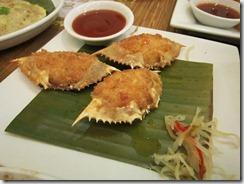 crab relleno, 240baon