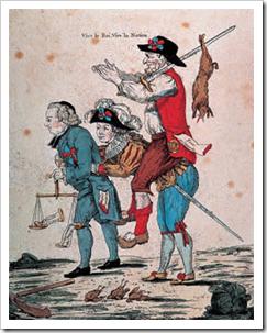 Caricatura Tercer Estado