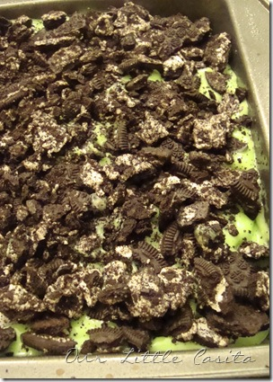 Mint Chocolate Oreo Cake2