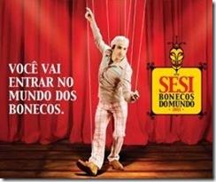 Flyer: Festival de Bonecos