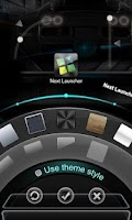 Screenshot of Next Launcher Theme SmartCar