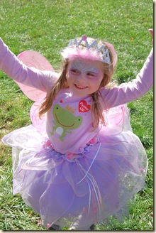 fairy birthday girl