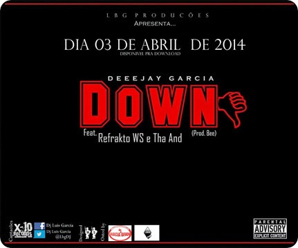 Dj Garcia - Down  Hosted by Dj Garcia