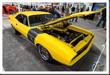 Ty Cardona's 1974 Dodge Challenger