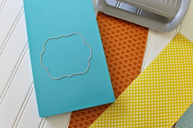 journal tutorial #diecut