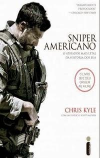 Sniper Americano, por Chris Kyle