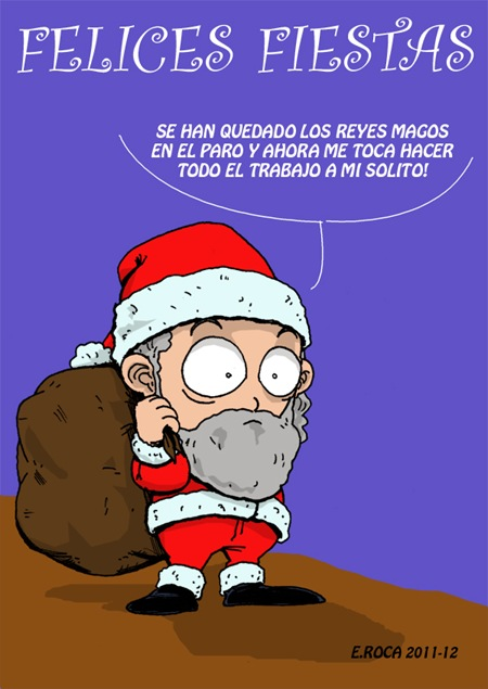 Christmas Nikochan Comics