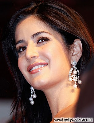 Katrina Kaif in Cute Black Dress Images 6