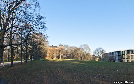 Tornerparken tidigare kallad Thoran