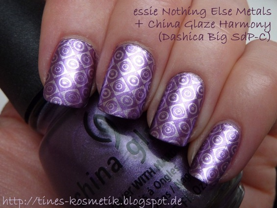 essie Nothing Else Metals Stamping 2