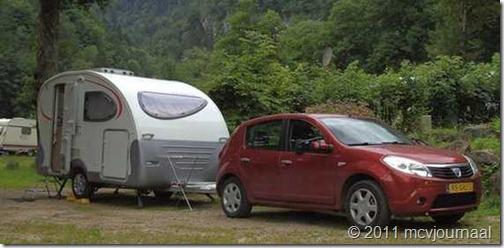 Dacia Sandero Caravan 10