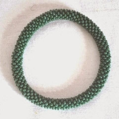 rollover bracelets green