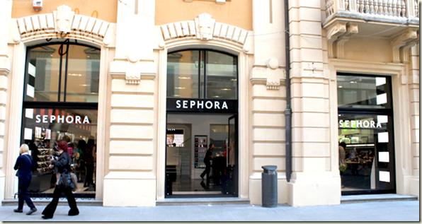Apertura Sephora  a Pisa + Dettagli Benefit Brow Bar