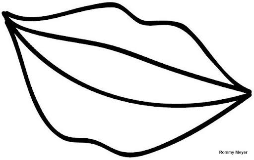 imagenes de labios para imprimir imagui