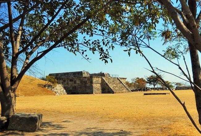 [México] Xochicalco, la casa de las flores