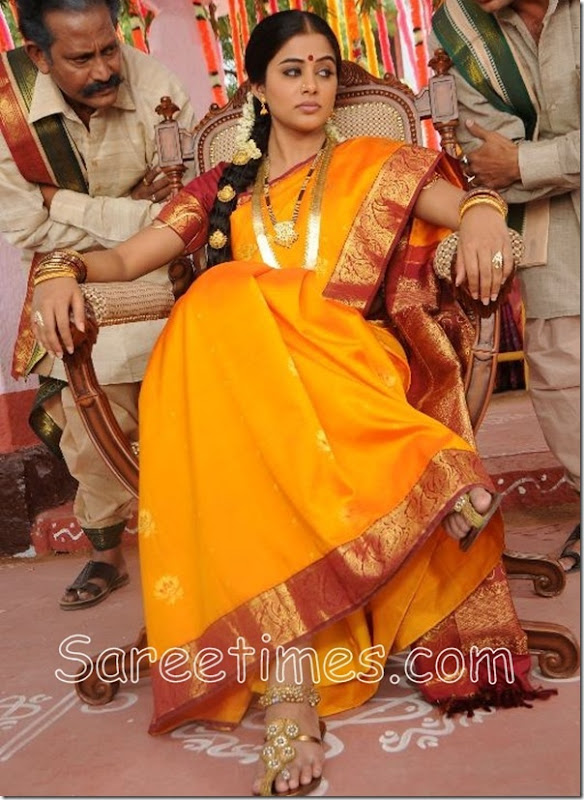 Priyamani_Traditional_Silk_Saree