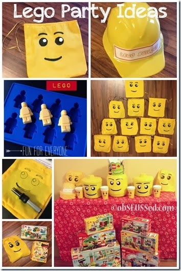 Lego Duplo Party ideas obSEUSSed