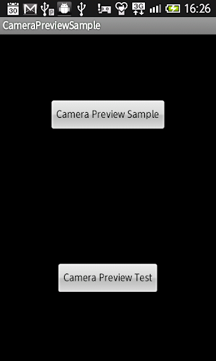CameraPreviewSample
