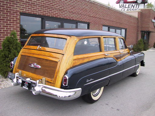 1950 Buick Woody Wagon
