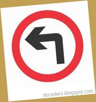 vire à esquerda