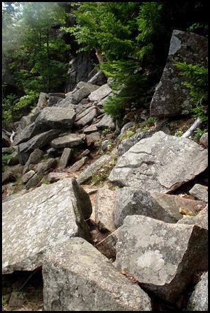 Gorham Mountain Hike 053