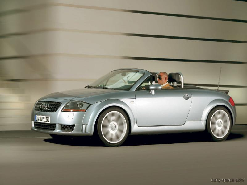 2001 audi tt convertible specifications pictures prices. Black Bedroom Furniture Sets. Home Design Ideas