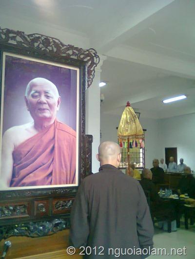 tang lễ hòa thượng Thích Minh Châu - 51