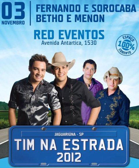 Festival Tim na Estrada 2012