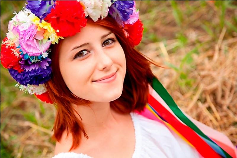Украинские девочки на фото 6 фотография