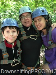 Ontario Pioneer Camp  Adventure Camp_Zip Line_OPC_#PioneerCamp_@DownshiftingPRO