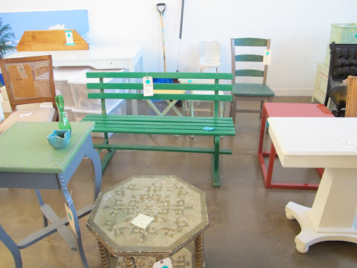 A mix of furniture even made the selection.