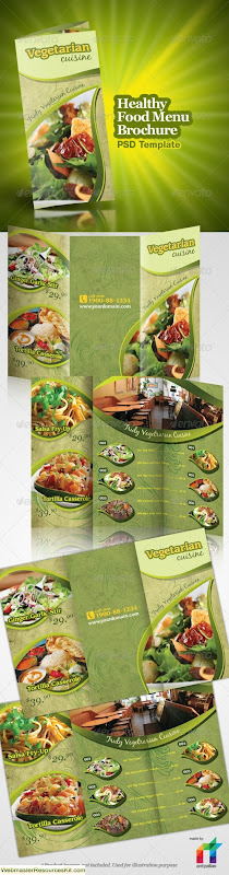 Restaurant Brochure Design Examples  Greatbrochures Of