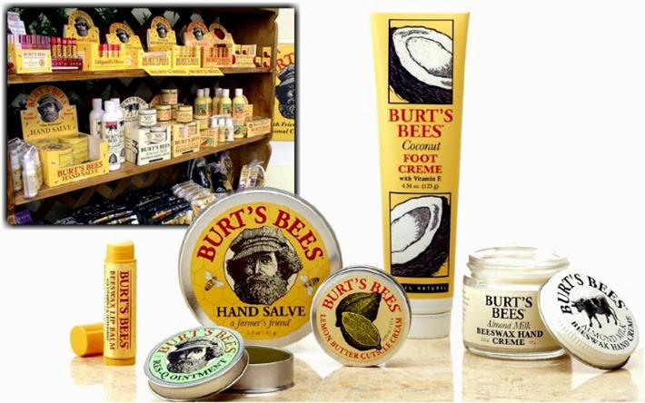 burts bee cosmeticos naturais