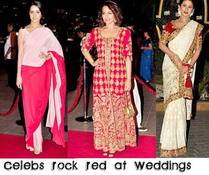 celebs ethnic Red