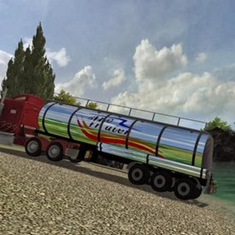 Farming simulator 2013 - Water trailer v 1.0