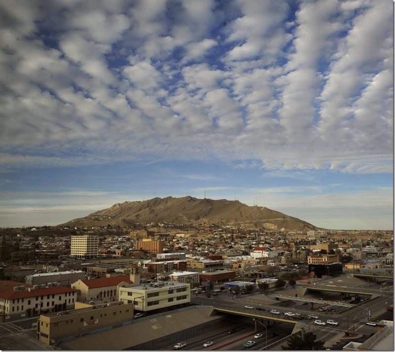El Paso Sky Line