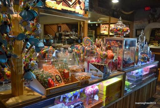 Candy Smorgasbord - Texas-style