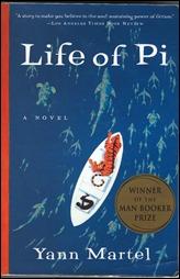 romance A vida de Pi