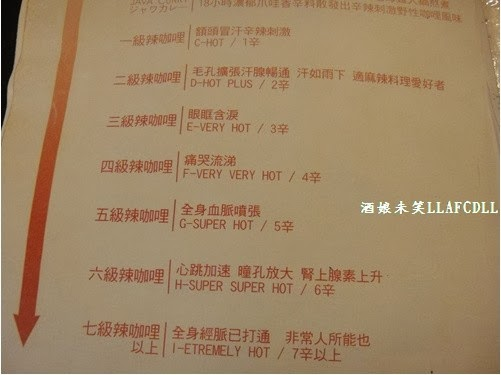 [食記] [台中北區] 一中街--咖哩事典(台中店)(推爪哇辣味咖哩 ...